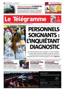 Le Télégramme Auray – 12 juin 2020