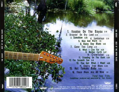 Tab Benoit - Best Of The Bayou Blues (2006) [Re-Up]