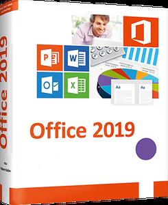 Microsoft Office Professional Plus 2019 - 1906 (Build 11727.20244)