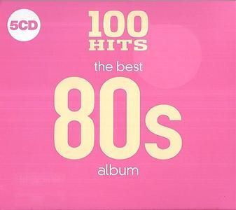 VA - 100 Hits: The Best 80s Album (5CD, 2018)