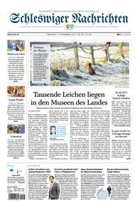 Schleswiger Nachrichten - 19. November 2018