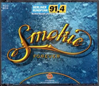 Smokie - Forever (2000) {4CD Box Set}