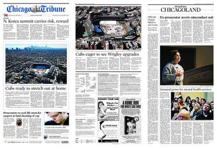 Chicago Tribune – March 10, 2018