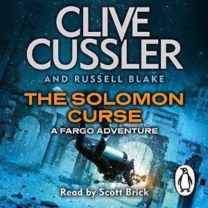 The Solomon Curse: Fargo Adventures, Book 7 by Clive Cussler