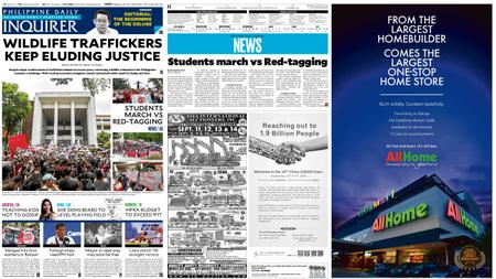 Philippine Daily Inquirer – August 21, 2019