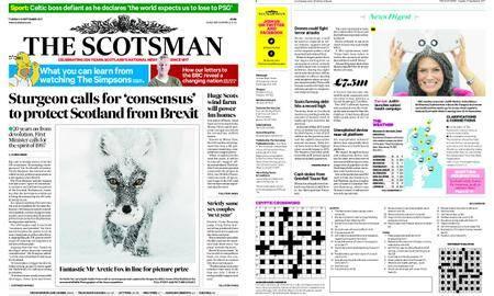 The Scotsman – September 12, 2017