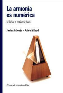 La armonía es numérica: música y matemáticas