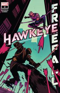 Hawkeye-Freefall 002 2020 Digital Zone