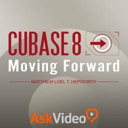 AskVideo - Cubase 8 101: Moving Forward With Cubase 8