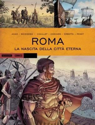 Historica 38 - Roma – La nascita della città eterna (2015)