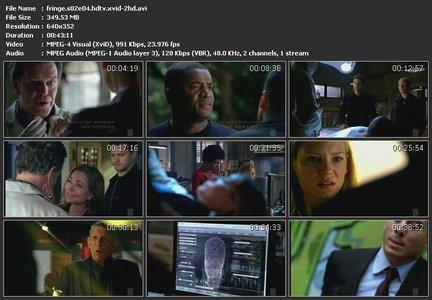 Fringe S02E04: Momentum Deferred
