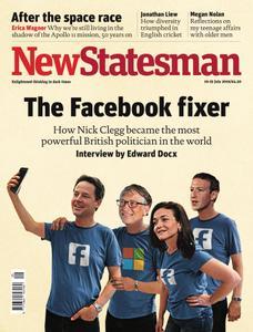 New Statesman - 19 - 25 July 2019