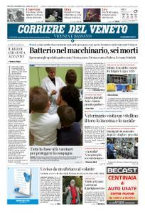 Corriere del Veneto Vicenza e Bassano – 20 novembre 2018
