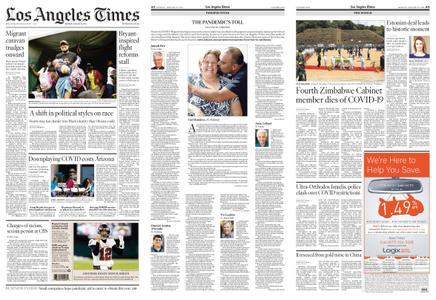 Los Angeles Times – January 25, 2021