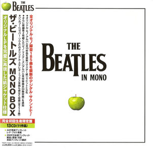 The Beatles: Mono Box Set (2009) [Japan, TOCP-71041~53] Re-up