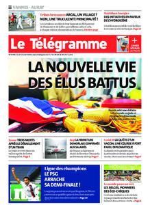 Le Télégramme Auray – 13 août 2020