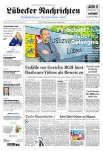 Lübecker Nachrichten Ostholstein Süd - 16. Mai 2018