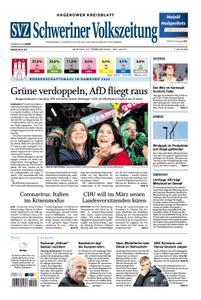 Schweriner Volkszeitung Hagenower Kreisblatt - 24. Februar 2020