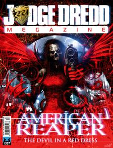 Judge Dredd Megazine 357 (2015) (Digital) (DR & Quinch-Empire