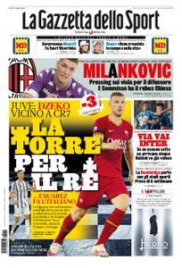 La Gazzetta dello Sport Sicilia – 16 settembre 2020
