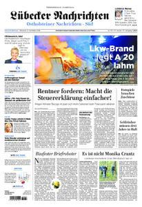 Lübecker Nachrichten Ostholstein Süd - 21. November 2018