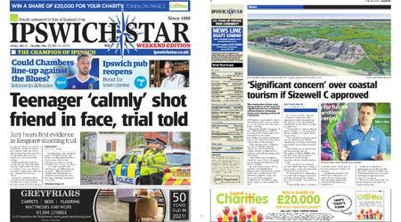 Ipswich Star – May 21, 2021