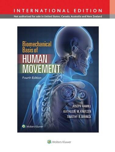 Biomechanical Basis of Human Movement(Repost)