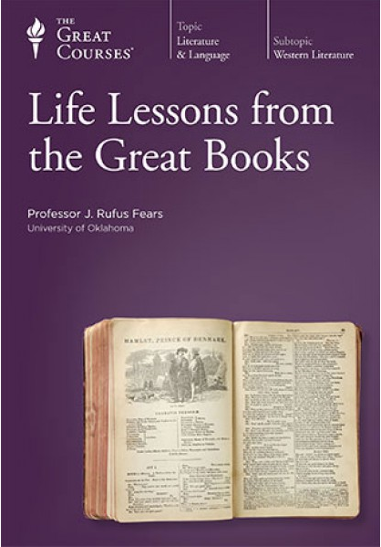 The Great Courses - Life Lessons from the Great Books [repost]