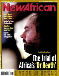 New African - November 2001