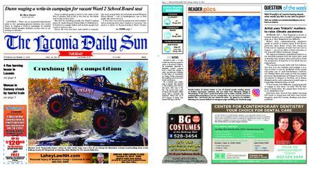 The Laconia Daily Sun – October 21, 2019