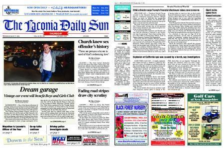 The Laconia Daily Sun – May 17, 2018