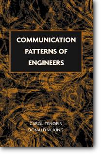 Carol Tenopir, Donald W. King, «Communication Patterns of Engineers»