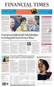 Financial Times USA - April 24, 2019