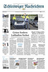 Schleswiger Nachrichten - 12. September 2019