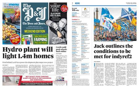 The Press and Journal Moray – August 28, 2021