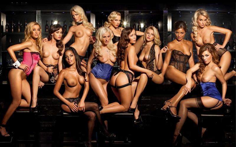 видео шоу голых девушек будут