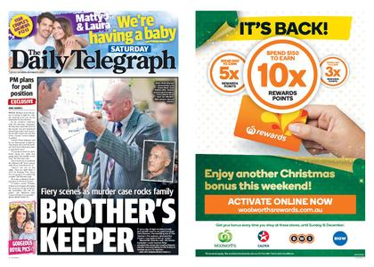 The Daily Telegraph (Sydney) – December 15, 2018