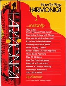 Harmonica - absolute beginners and beginner blues [Repost]