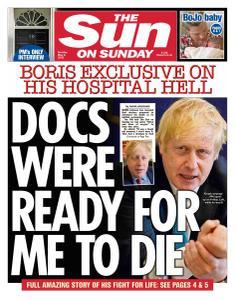 The Sun UK - 3 May 2020