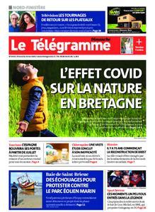 Le Télégramme Brest Abers Iroise – 24 mai 2020
