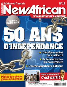 New African, le magazine de l'Afrique - Juillet - Août 2010