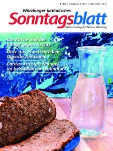 Sonntagsblatt – 01. März 2020