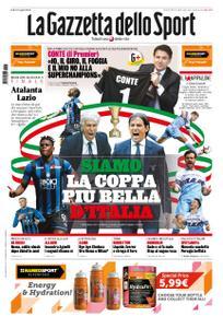 La Gazzetta dello Sport Roma – 15 maggio 2019