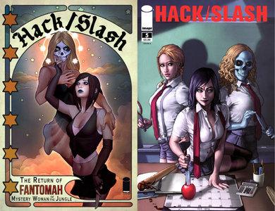 Hack-Slash #5 (2011)