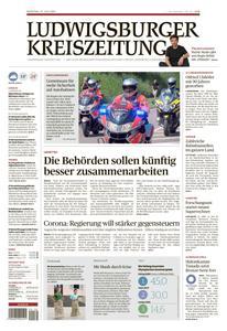 Ludwigsburger Kreiszeitung LKZ - 27 Juli 2021