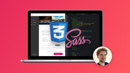 Advanced CSS and Sass: Flexbox, Grid, Animations and More!