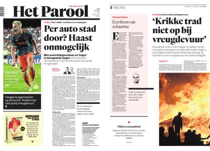 Het Parool – 03 oktober 2019