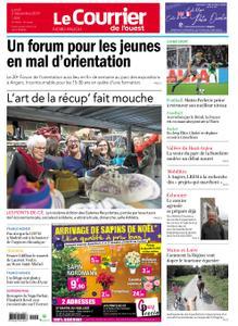 Le Courrier de l'Ouest Nord Anjou – 02 décembre 2019