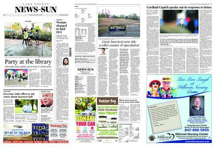 Lake County News-Sun – August 29, 2018