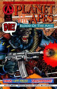 Planet of the Apes-Blood of the Apes 03 of 4 1992 AC